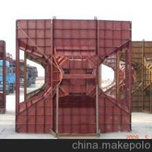 供应生产扭王字块体钢模板牛工字块体钢图片