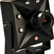 供应的士专用微型摄像机带红外灯 6颗红外灯 夜视清晰 红外2米 2.1mm广角镜头 视角更宽
