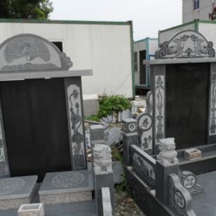 浙江金华公墓墓碑供应及墓碑生产图片