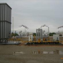 供应河北LNG气化调压站 天然气减压供气设备 LNG气化器批发