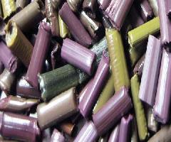 供應彩色LDPE塑料顆粒