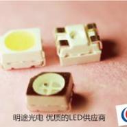 0805高亮黄灯LED图片