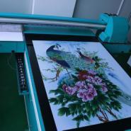 万能印花机-UV万能平板打印机图片