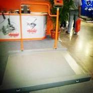 120吨地磅秤徐州地磅厂图片