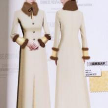 供应云南哪里定做冬季女士大衣风衣