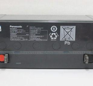 松下蓄电池LC-P12100图片
