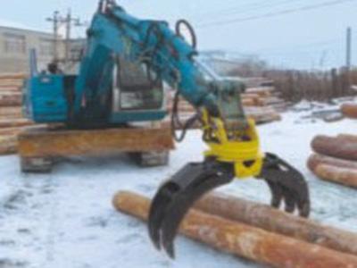 德沃斯工程公司供应抓木器 青海抓木器抓木器鳒