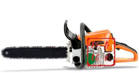C230机动链锯 木材链锯 油锯C230价格