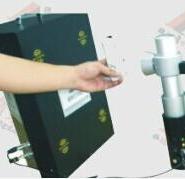 AD-1653便携分体式X光机图片