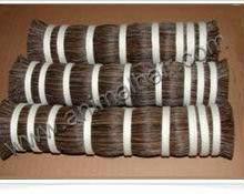 供应马尾衬布用马尾毛  动物鬃毛厂家