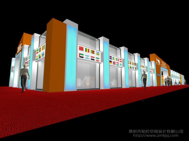 企业展览展示设计图片图片