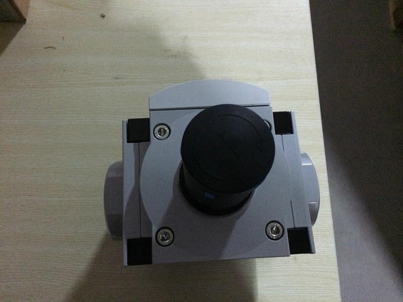 正品费斯托festo2寸减压阀MS12-LR-AGI-D7-LD