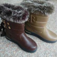 供应冬季新款雪地靴棉靴款式超多库存鞋