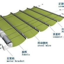 供应FCS折叠式天棚帘图片