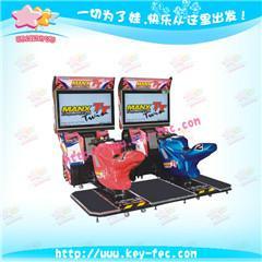 供应TT摩托车  儿童投币游戏机 3D摩托车 大型游戏机厂家