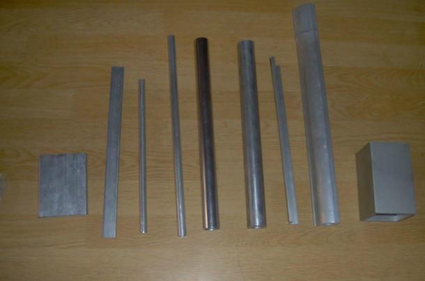 供应用于铝制品的2011铝棒3003铝棒1060