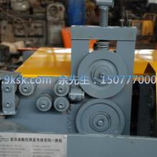 供应调直框型钢筋弯钩机广西大把金整机重量:0.75kg双弯钩速度更快图片