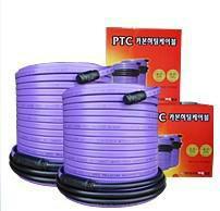 供应韩力地暖PTC碳素发热电缆、韩国自限温电地暖厂家