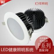 中山led压铸筒灯外壳图片