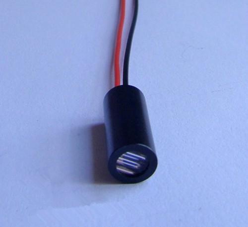 供应635nm5mw一字线红光激光器定位