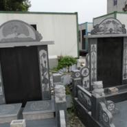 上海石雕墓碑图片