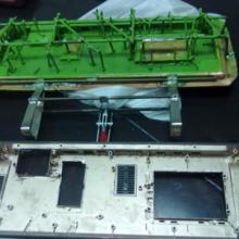 供应广州手机外壳喷油铜模厂家图片