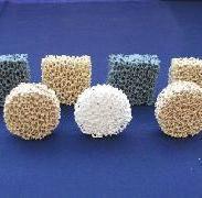 天津泡沫陶瓷铸造过滤网批发报价图片