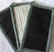4000克覆膜型钠基膨润土防水毯图片