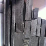 黑色导电PEEK板黑色加碳纤PEEK板图片
