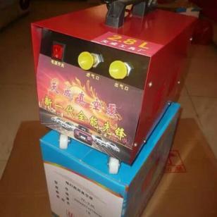 精品2.8升抽打真空泵图片