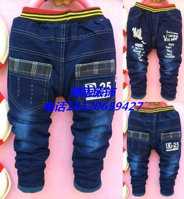 加厚牛仔裤图片/加厚牛仔裤样板图 (2)