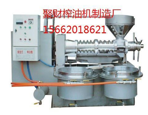 供应辽宁兴城新型大豆花生榨油机生产商,全自动茶籽螺旋挤油机厂家