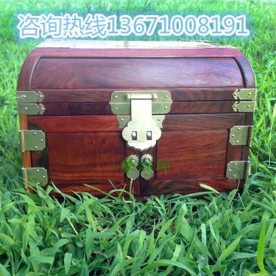 供应红木梳妆箱丨红木储物盒丨北京红木化妆箱丨红木化妆箱价格