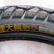 建大摩托车轮胎100/90-10图片