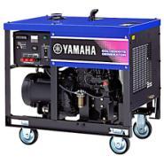 雅马哈柴油三相10KVA发电机图片