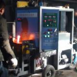 供应汽摩配件专业透热炉现场中清保定超音频感应一体机制造厂家 河北汽摩配件专用透热炉