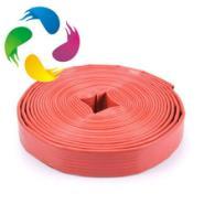 13型50口径20米双面胶橡塑消防水带图片