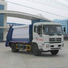 供应东风压缩式垃圾车,压缩式垃圾车专业生产厂家,国四现车有售图片