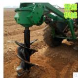 供应枣树挖坑机大马力拖拉机植树机