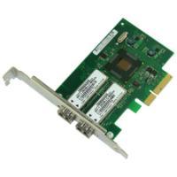 WY576-F2 PCI-E X4双口千兆服务器光纤网卡INTEL82576多模