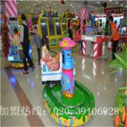 3D赛马摇摆机儿童电玩设备广州直销图片