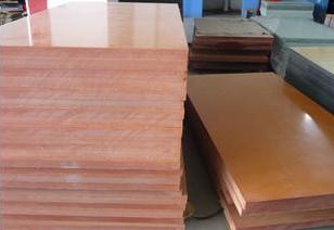 电木板生产厂家.桔红色电木板图片