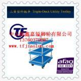 供应双层板车生产厂家-广东中山双层板车生产厂家-双层板车厂家报价