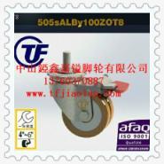 供应3寸丝杆弹力胶刹车轮-3寸丝杆弹力胶刹车轮价格