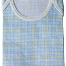 供应外贸原单婴儿内衣全棉滑肩上衣批发批发