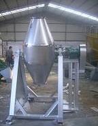 不锈钢双锥混合机鼓式混合机图片