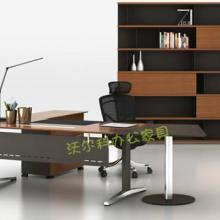 供应班桌定做出售全新高档木皮老板桌广东油漆班台大班桌老板桌批发