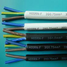 供应橡胶线VDE认证H03RN  H03RT H05RN H05RR H07RN批发