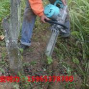 安全快速高效带土球起苗机图片