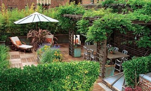 成都别墅花园设计,成都屋顶花园设计,成都私家花园设计,成都私家庭院图片
